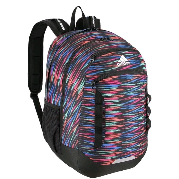 ADIDAS EXCEL III EXTRA LARGE BACKPACK TWISTER BLAC 57701a3681cca